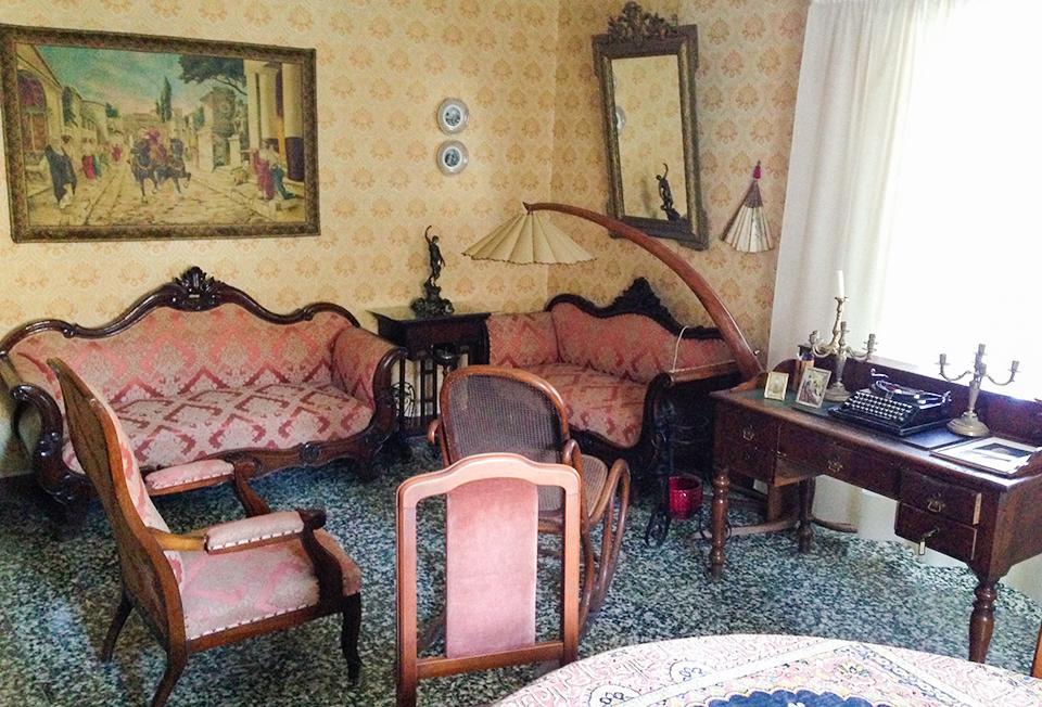 sala piano superiore