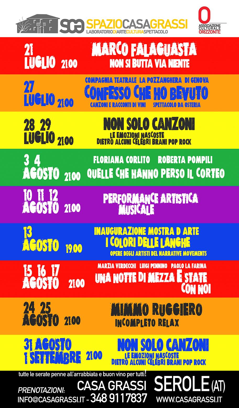 Federdanza Calendario.Senza Categoria Archivi Casa Grassi Casa Grassi